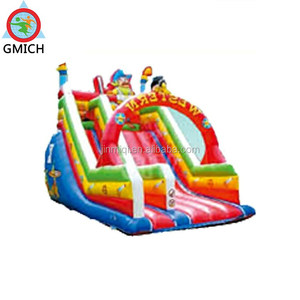 china factory high quality inflatable castle kids,cartoon character jumping castle,children inflatable slide mini