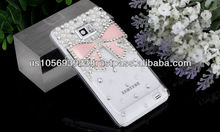 IMPRUE Box Rhinestone Bling Crystal Case Cover For SUMSUNG S2/I9100 Retailer Package