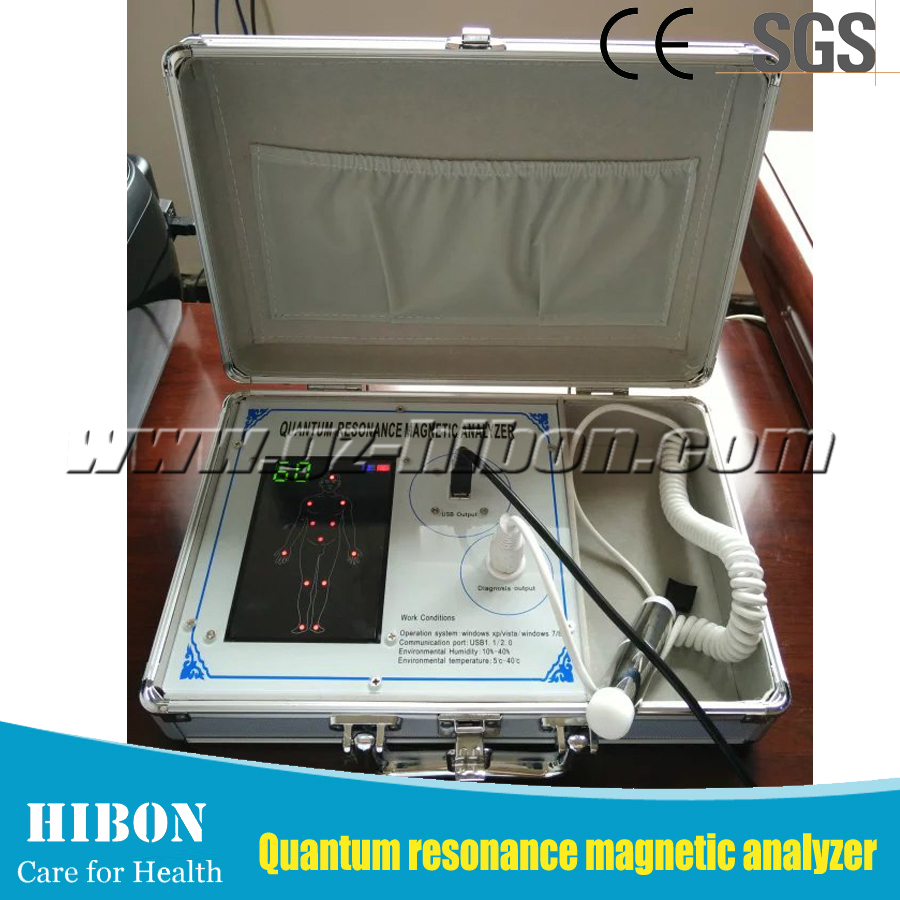 2016 Hot Selling Quantum Resonance Health Analyzer Quantum Therapy Analyzer