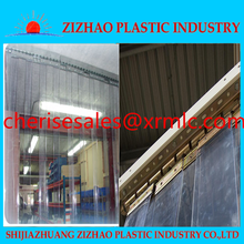 ZIZHAO transparent strip shower curtain strip curtain A+Quality