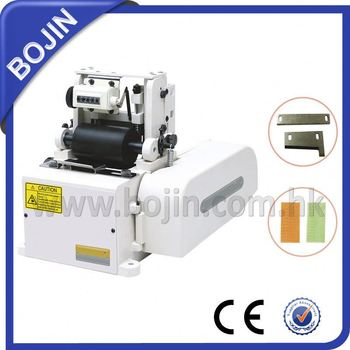 Hot and cheap changzhou dl athletic tape cutter