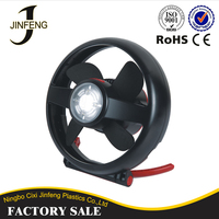 New tent outdoor high quality rechargeable Lighted Tent Fan With Stand