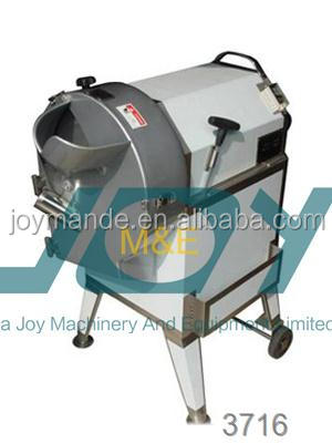 Fruit and vegetable processing vegetable cut machine