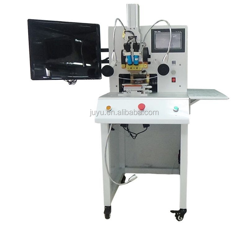 2016 Upgrade 220v Pulse Hot Press Flex bonder Machine to Repair FPC Flat Cable