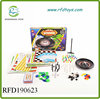 Gambling device educational toy gambling set