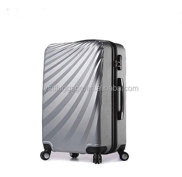 import travel luggage with private label from guangzhou luggage bag factory