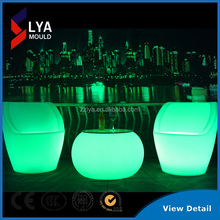 Environmental products outdoor led illuminated furniture