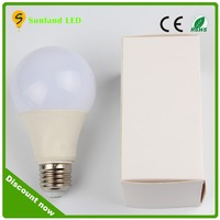 China new product SMD5730 pure white 7W e12 led candle light