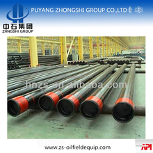API Spec 5CT Oil well Hot Rolled Casing Pipe, Seamless Steel Casing Pipe