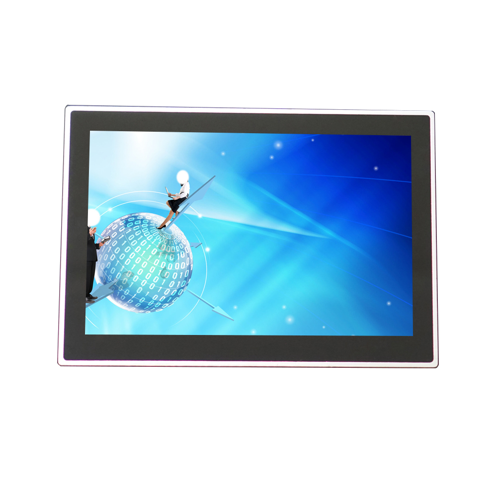 1920x1200 full view angle 10 inch touch screen monitor flat panel
