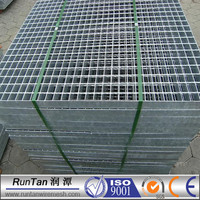 ISO9001 steel grating standard size (manufacture,since 1989)