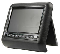 Best price 7 inch clip-on headrest dvd monitor for audi
