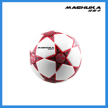 MACHUKA Anti-slip Offcial Cheap Soccer Ball with original brand logo