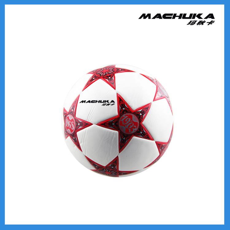 Machuka Antideslizante Oficial Balón De Fútbol Barato Con Logotipo De La  Marca Original - Buy Liga De Fútbol 6a6291e12cabe
