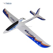 ORIGIN HOBBY FUNTER Pusher Low Wing Glider Trainer EP rc model airplane