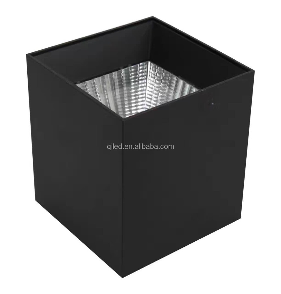 New fashion Surface mounted downlight Square LED Down Light 15w