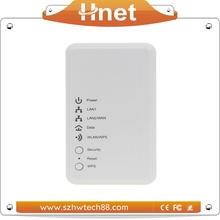 China Wholesale Mini 500Mbps Ethernet Network Powerline WIFI Extender Adapter