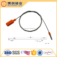 ABS Plastic Wrapped Lock Head Oil Tank Truck Cable Seal