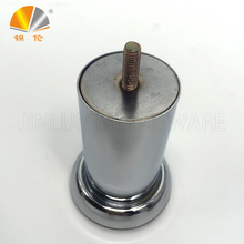 Iron Furniture Parts Metal Table Leg / Sofa Legs Replacemen