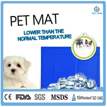 China Pet Fornecimentos Cão Personalizado Pet Mat Mat Legal Silicone Pet Esteira De Resfriamento