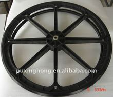 Flat Free Polyurethane Solid Tyre Bicycle Application Tyres