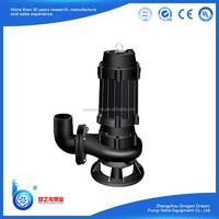 Automatic mix type waste water submersible pumps