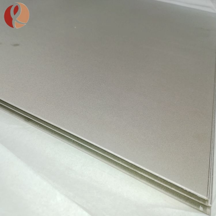 Grade 2 ASTM B265 1mm Titanium Sheet for Aircraft Use
