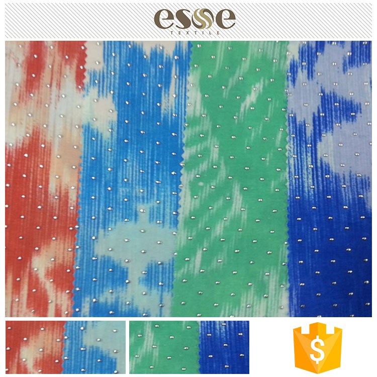 Oem CE approved latest design new model China market heart print fabric