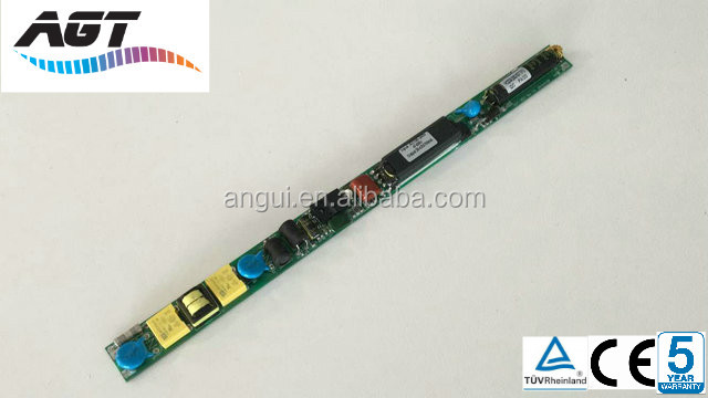 Emc passed non isolated 0 10V dimmable 40W led tube driver
