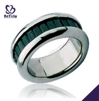 custom wholesale stainless steel mens rings overstock