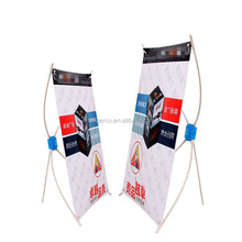 x type stand banner, vertical banner stand x, x tension banner stand