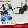 9004 9007 C REE 30W LED Headlight Kit Fog Driving Light Bulb V16 Turbo 3800lm Each Bulb CR EE chip led car headlight kit