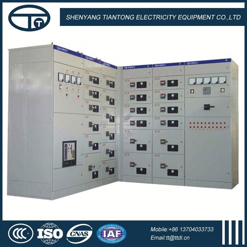 GCK Competitive Price Reliable Running Factory Low-Voltage Distribution Switchgear
