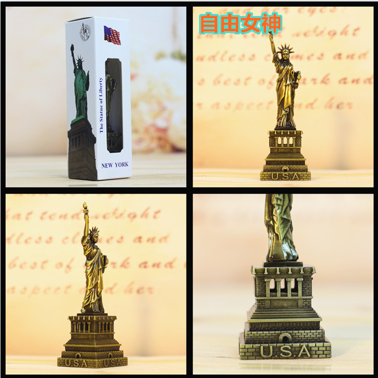 the statue of liberty souvenirs crafts US gifts