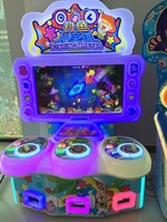 Sealy game machine coin operated game machine playstation Fishing master game machine
