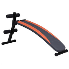 Abdominal Workout Folding Curve Incline Sit Up Bench