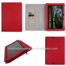 Folio stand leather case for ASUS Memo Pad 10.1 Smart ME301T on hot sale