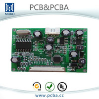 Customized car electronics circuit board,PCB Assembly service,electronic boards made in Shenzhen
