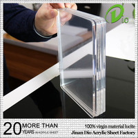 transparent perspex plexi sheets cast acrylic sheet