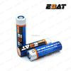 18650 battery rechargeable 3.7v cylinder EBAT 18650 3100mah 40a lithium-ion batteries