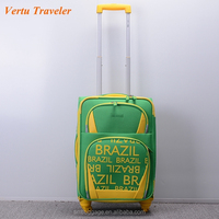 2015 - 2016 New Designs Soft Wheeled Cabin Luggage