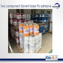 Flexible packaging two component polyurethane laminate adhesive for laminating