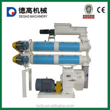 Home use small animal feed pellet production line