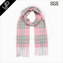 wholesale european buberry scarf style kids scarf