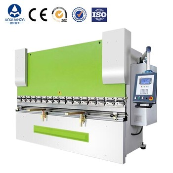 WE67K Electro-hydraulic Servo DA65 DA69 DA56 DA52 DA41 Control System cnc mini press brake