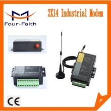 F2414 industrial Fcc 3g cellular M2M HSPA modubus <strong>Modem</strong> rs232 analog for fire alarm system