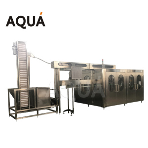 jiangsu suzhou zhangjiagang Small water bottling machine plant / automatic bottling machine price