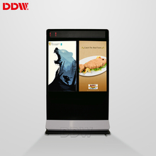 Agent Wanted 43 inch windows media player gsm codec lcd advertising display interactive