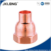 UPC NSF copper pipe fitting, copper female adapter for plumbing pipe, plumbing systems