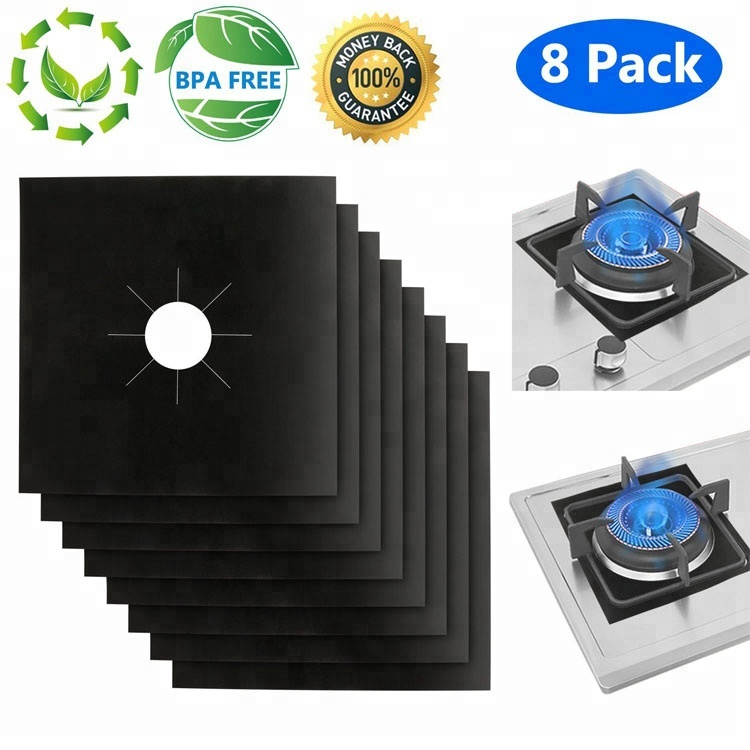 Easy Clean Stove Top Burner Protector Liner Cover